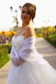 палантин для невесты