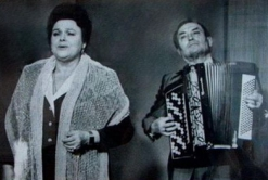 песня оренбургский платок