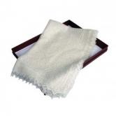 Как отбелить пуховый платок. Как стирать и сушить 1cd8856b3c8bc