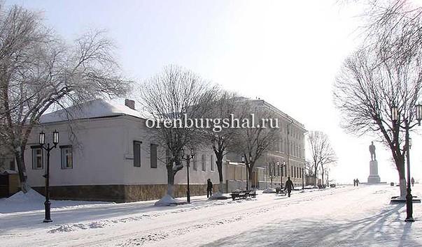 дом Петра Рычкова, Оренбург, Россия