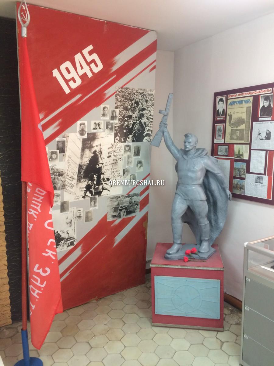 памятник 1945