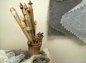 инструменты для пуховязального промысла
