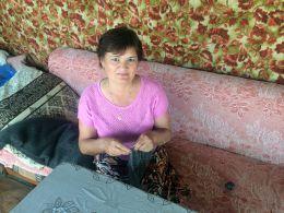 вязание оренбургских пуховых платков