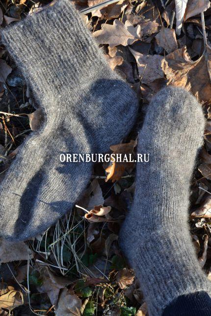 мужские пуховые носки