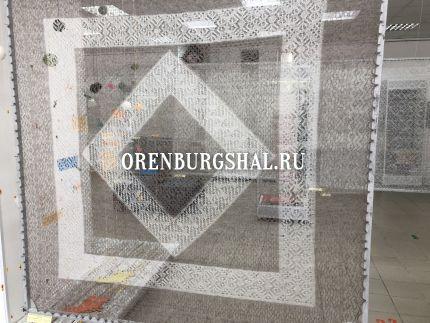 оренбургские платки в галерее