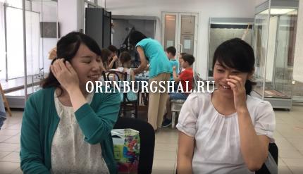 японские мастерицы в оренбурге