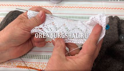 мастерицы оренбургских платков