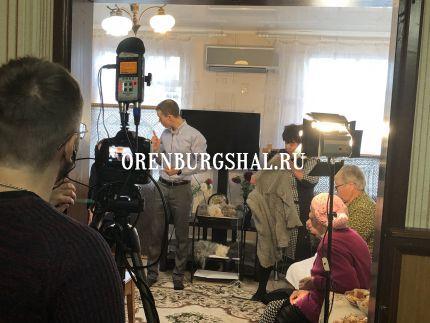 оренбургский пуховый платок исчезающее русское чудо фильм