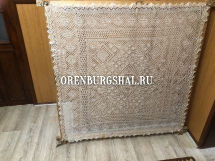 оренбургская шаль