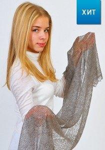 Популярные модели оренбургских платков